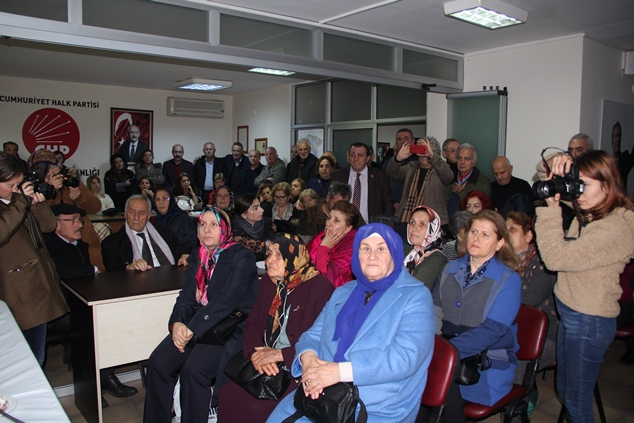 """CHP Trabzon İl Başkanlığı için adaylığını açıkladı: """"Göreve talibiz"""""""