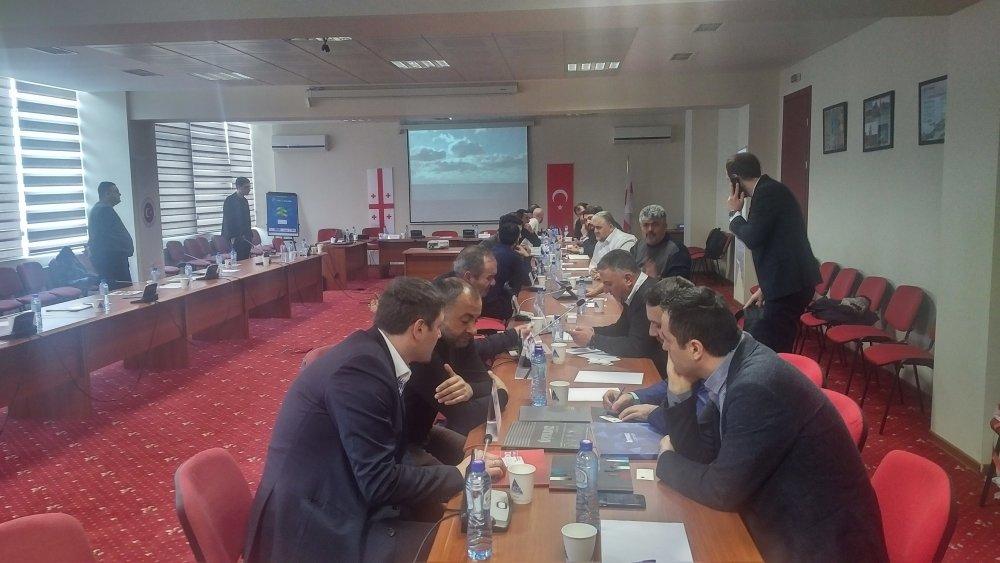 Doğu Karadeniz Mobilyacılarından Azerbaycan ve Gürcistan'a çıkarma