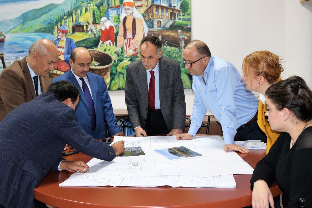 Trabzon'da bir teleferik projesi daha