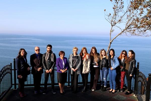 Şengül Yavuz'dan iade-i ziyaret