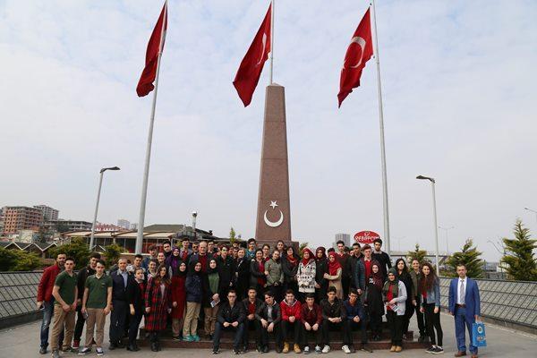 Trabzon'da eğitim projesi meyvelerini vermeye başladı!