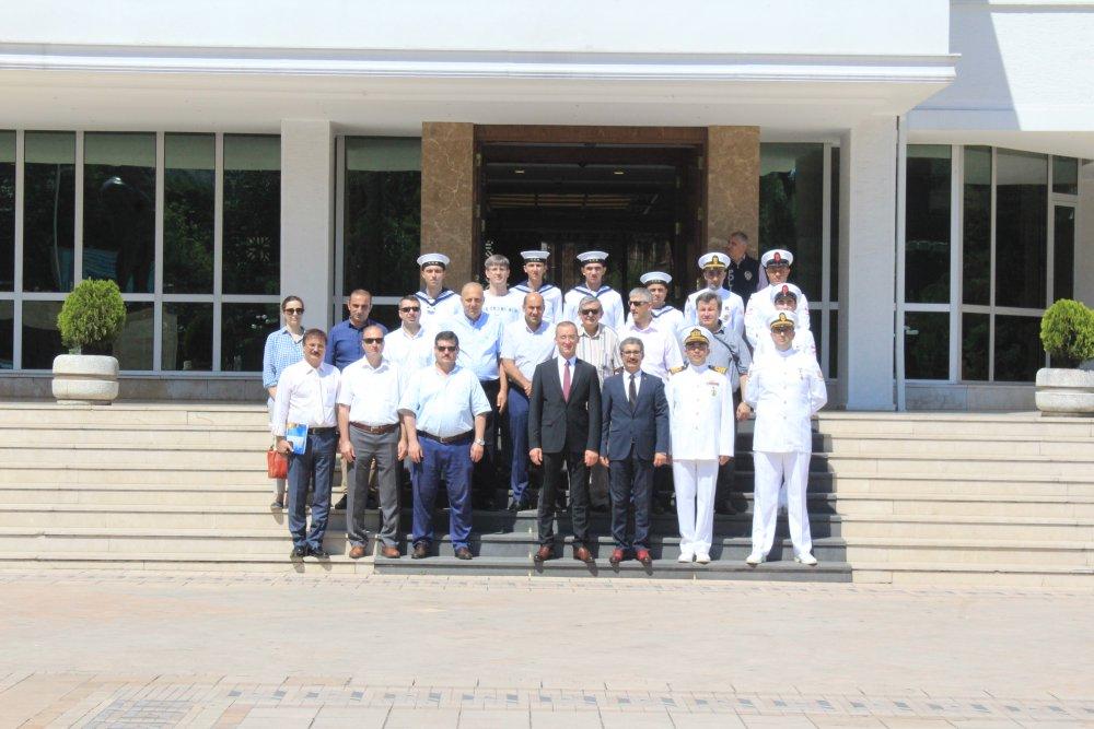 Trabzon'da Kabotaj ve Denizcilik Bayramı kutlandı