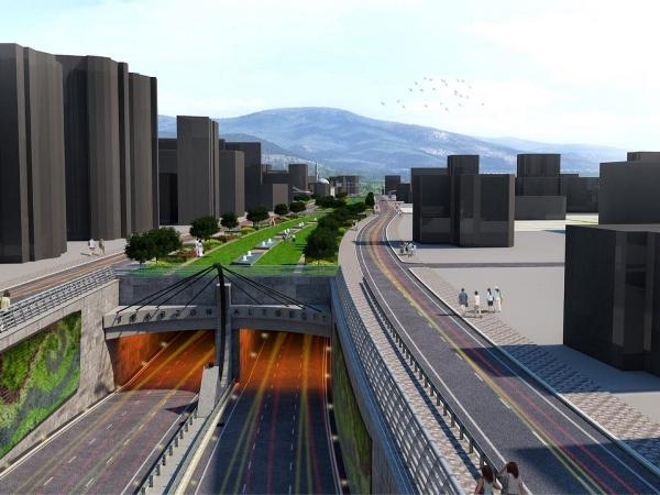 Sağıroğlu mega projelerimizle vatandaşımızın takdirindeyiz…