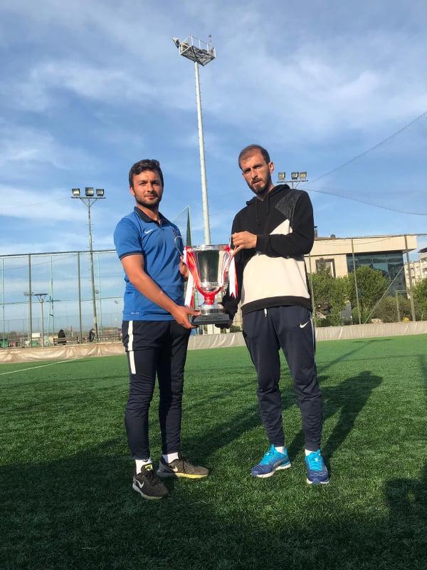 """Trabzon Ortahisar Kanuni FK'dan önemli başarı - """"Kazanan Trabzon futbolu olacak"""""""
