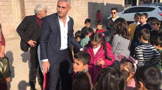 Ortahisar Belediyesi'nden Diyarbakırlı öğrencilere yardım eli
