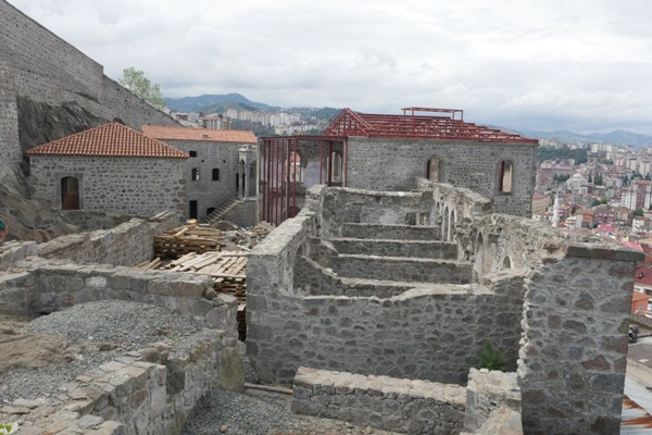 Trabzon bir müze daha kazanıyor