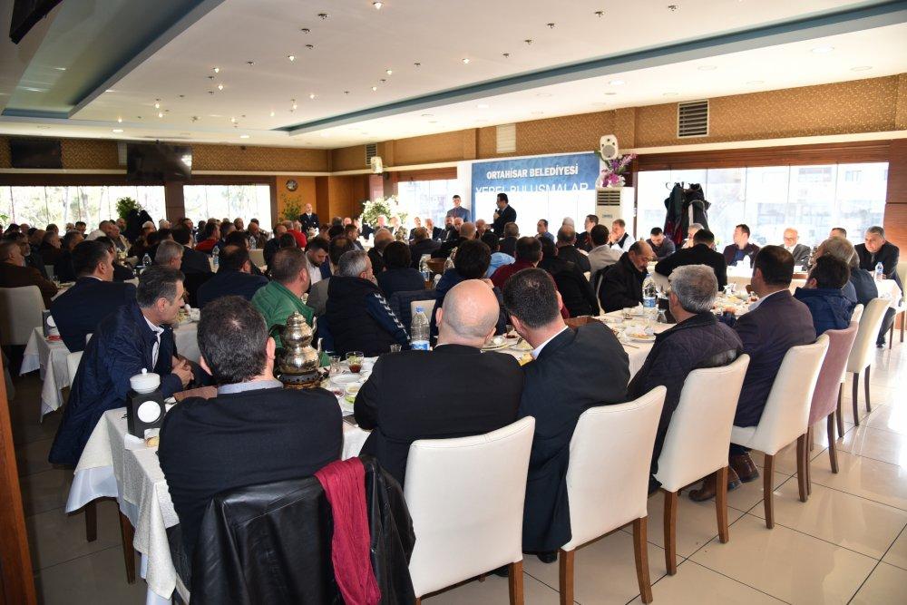 Trabzon'da spor camiası toplandı