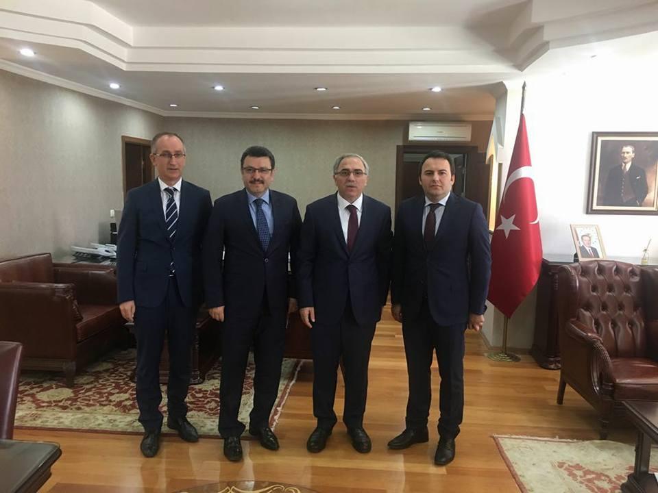 Trabzon'a yapılacak proje için yer tahsisi yapıldı