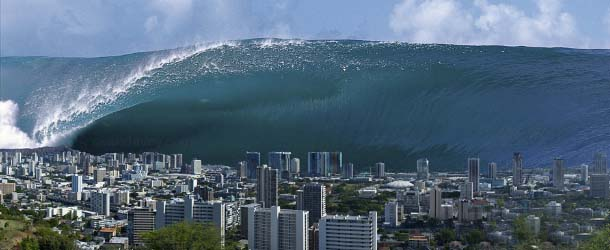 Tsunami nedir? Tsunami nasıl oluşur?