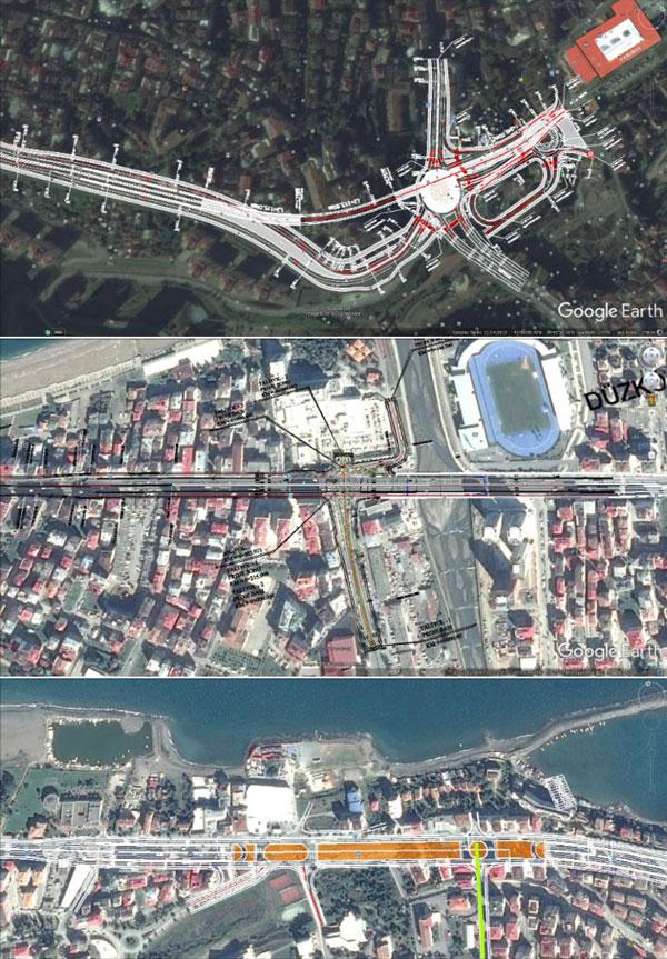 Trabzon'da o kavşakların ihalesi yarın yapılacak