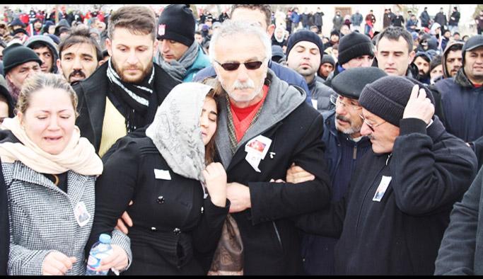 Uzman Çavuş Oktay Durak cenaze töreni