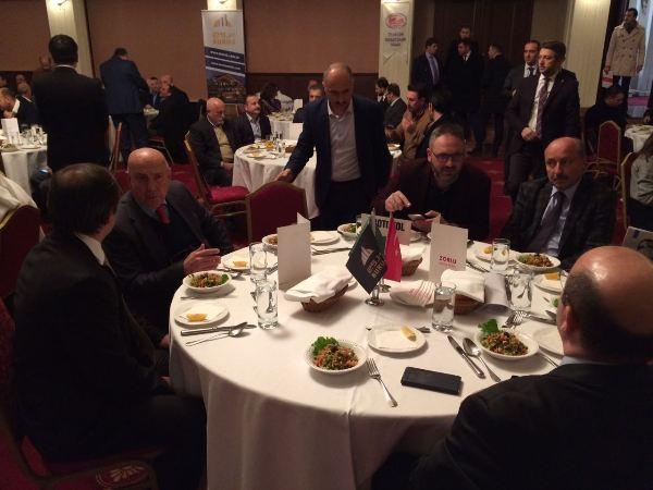 Suudi Arabistan Emiri'nden Trabzon'da turizm buluşması