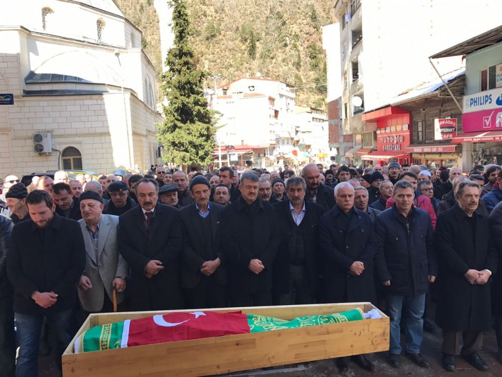 Mahmut Eraslan Son Yolculuğuna uğurlandı!