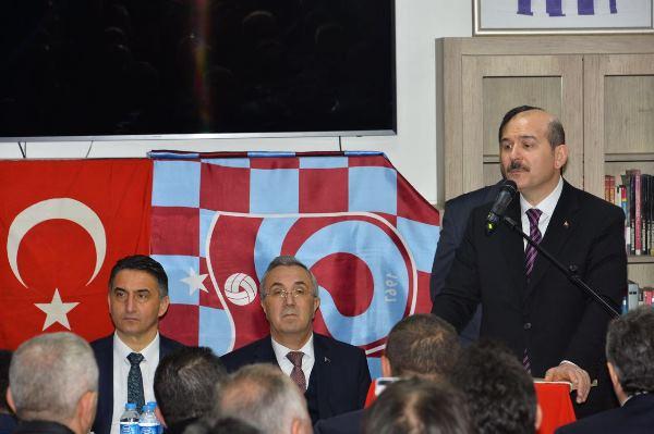 """Süleyman Soylu: """"Türkiye sınıra geldi"""""""