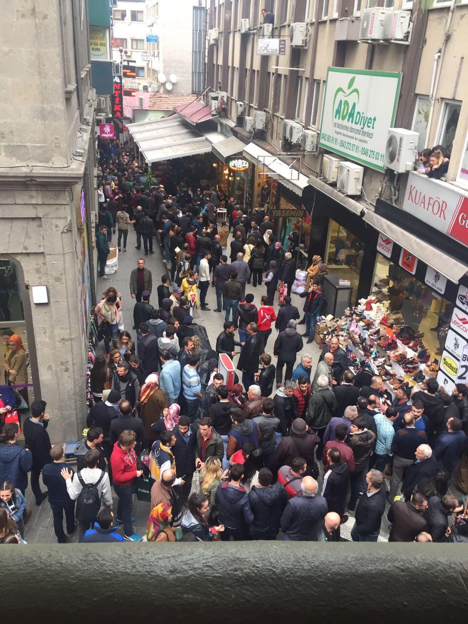 Trabzon'da silah sesleri: 8 Yaralı