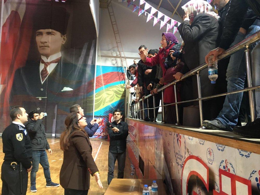 Trabzon'da İŞKUR Kurasında gerginlik!
