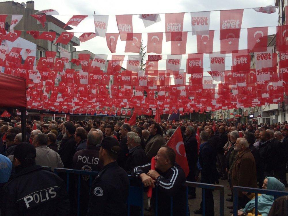 """Süleyman Soyu: """"Biz eski Türkiye değiliz"""""""