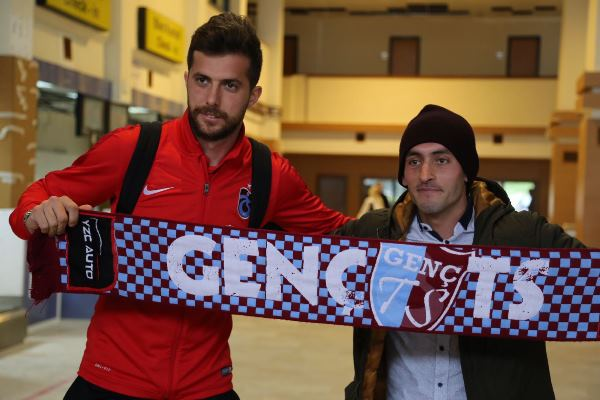 Trabzonspor tek eksikle Antalya'ya gitti