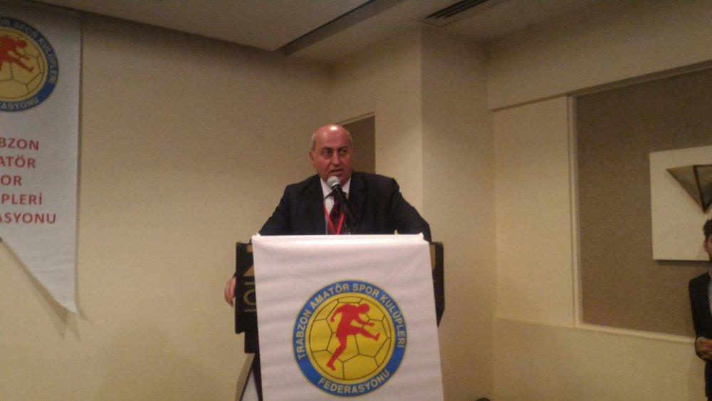 ASKF Trabzon Başkanını seçiyor