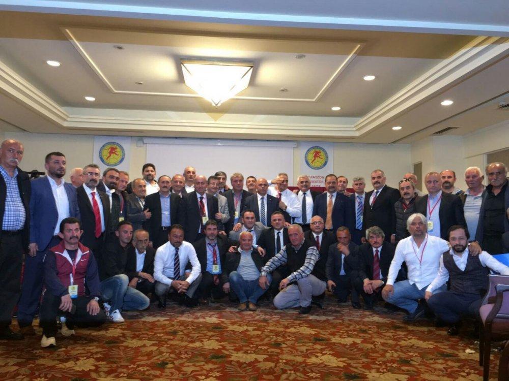 ASKF Trabzon Başkanını seçti