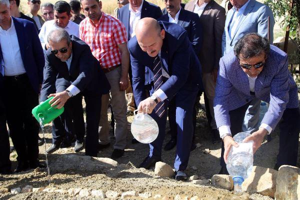 İçişleri Bakanı Soylu: Dava arkadaşımız Orhan şehittir. Kalleşçe katledilmiştir.