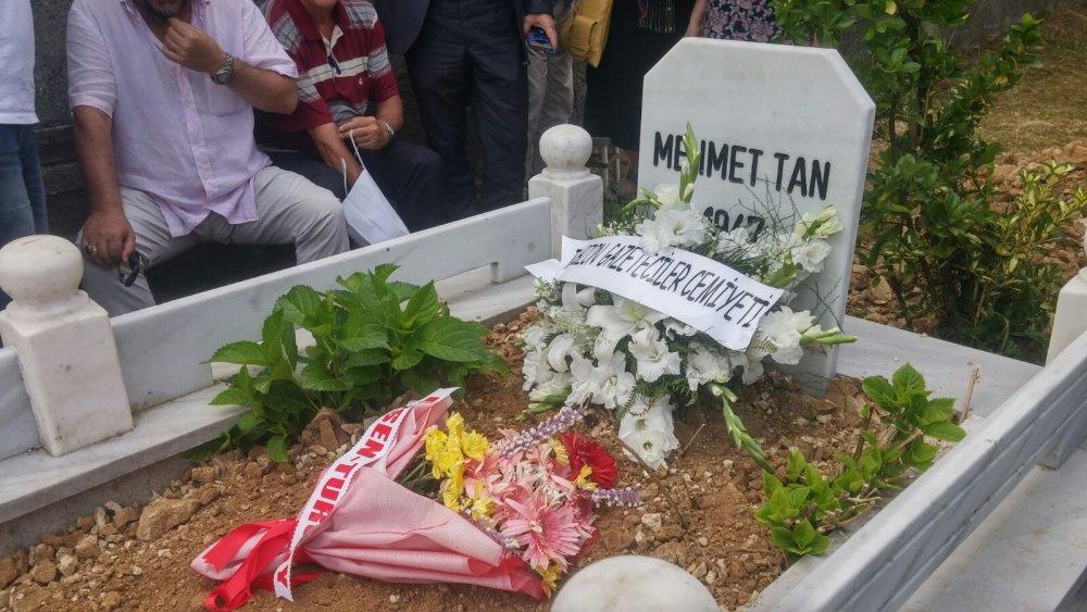 Mehmet Tan anıldı
