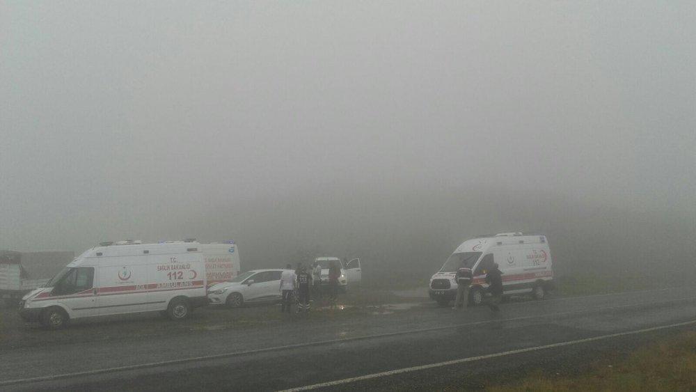 Trabzon'da turistlere yıldırım düştü: 1 ölü!