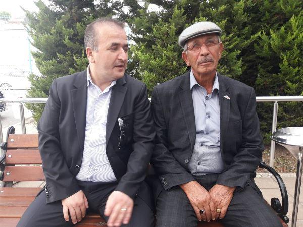 Ömer Halisdemir'in ailesinden Eren Bülbül'ün ailesine ziyaret