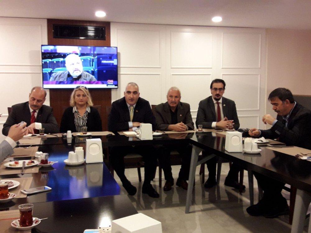 CHP Ortahisar adayı Hacısalihoğlu: Ortahisar'ı kazanmak istiyoruz