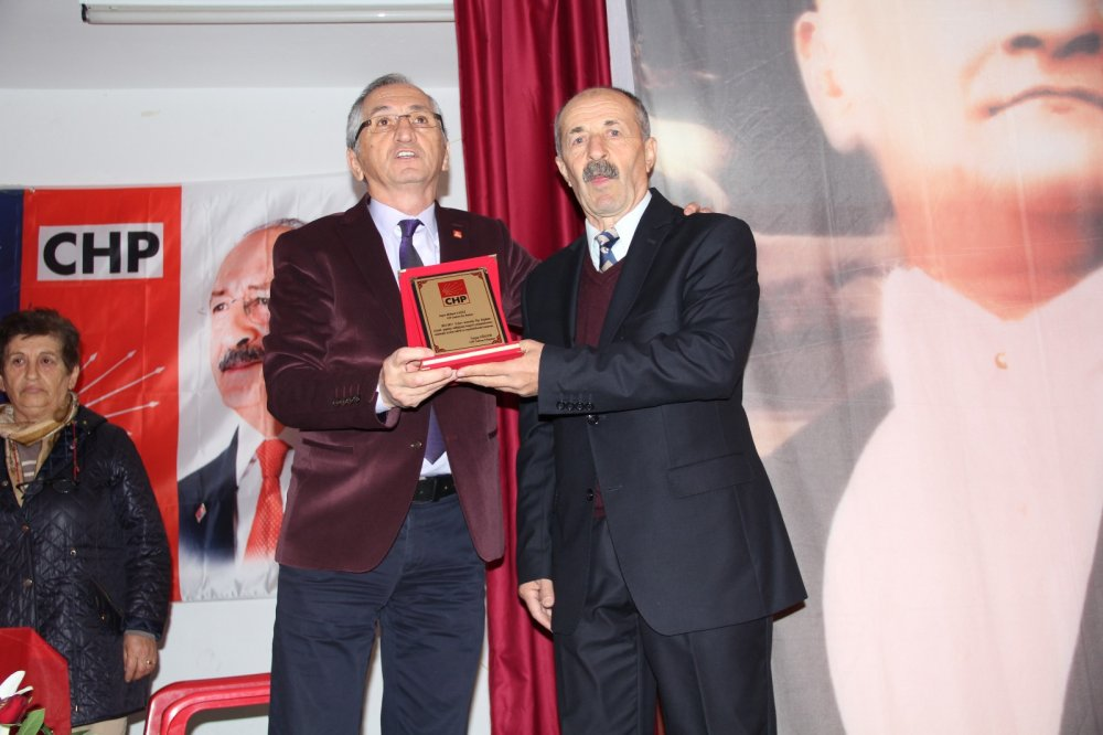 CHP Çaykara kongresinde Güngör'den sert sözler