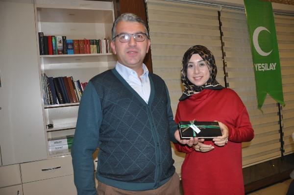 Yeşilay Trabzon, öğretmenleri unutmadı