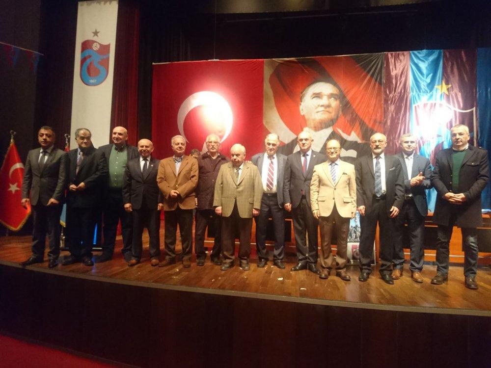 Trabzonspor'da yeni Divan Kurulu başkanı Belli oldu