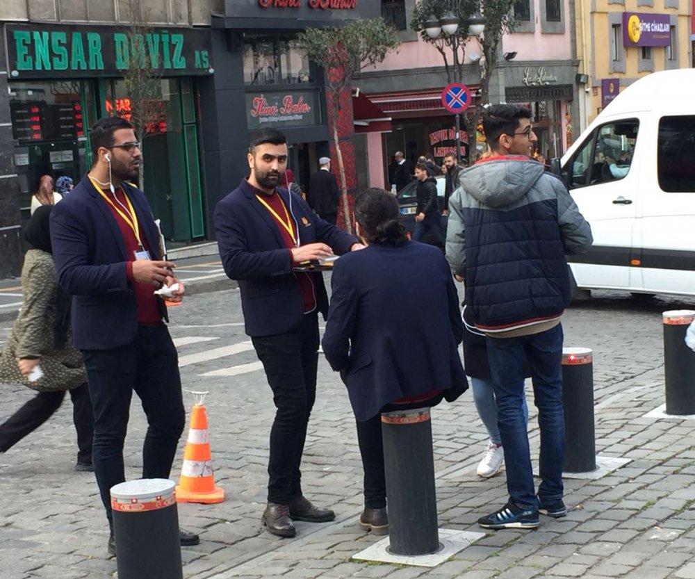 Trabzon'da İranlı kaçak turizm şebekesi!