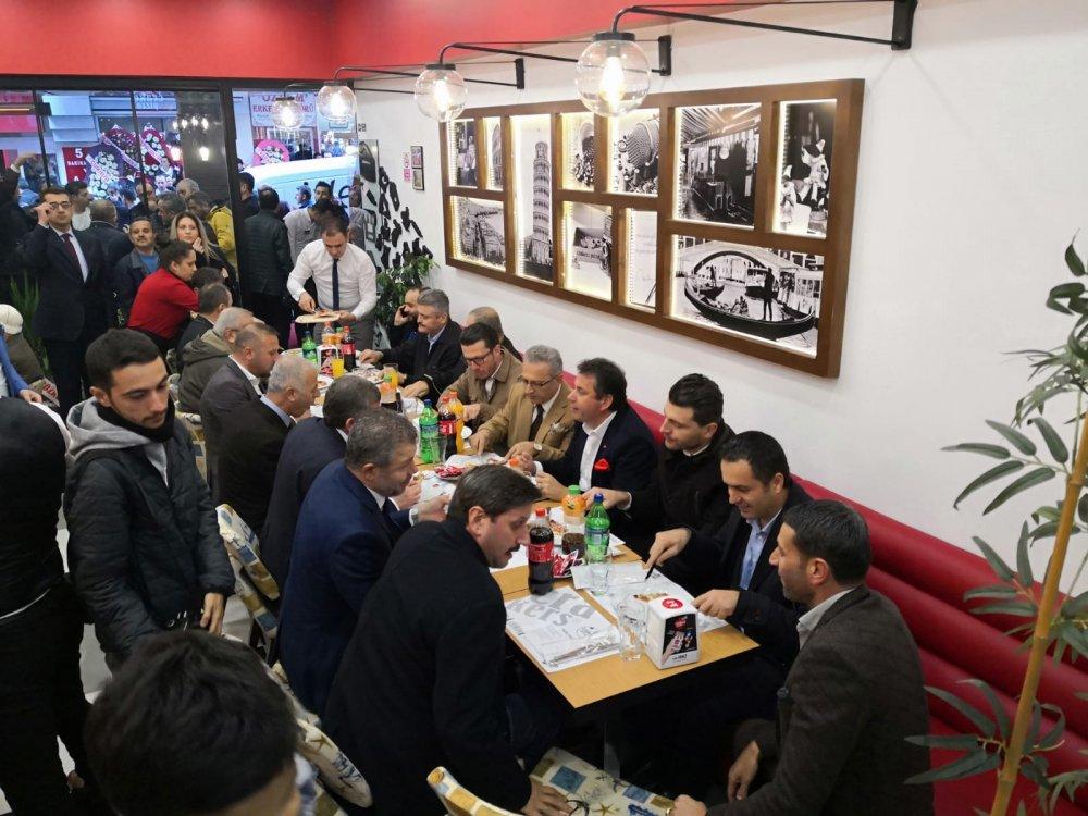 Trabzon'da pizzacılık sektörüne Hekimoğlu imzası