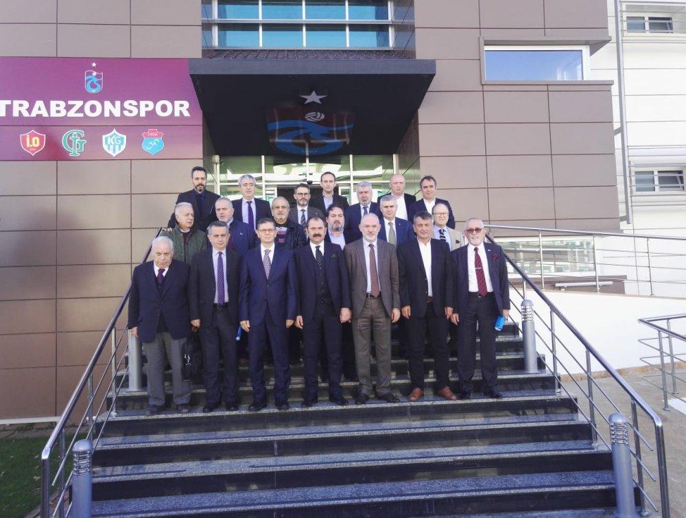 Trabzonspor'da yönetim resmen başladı