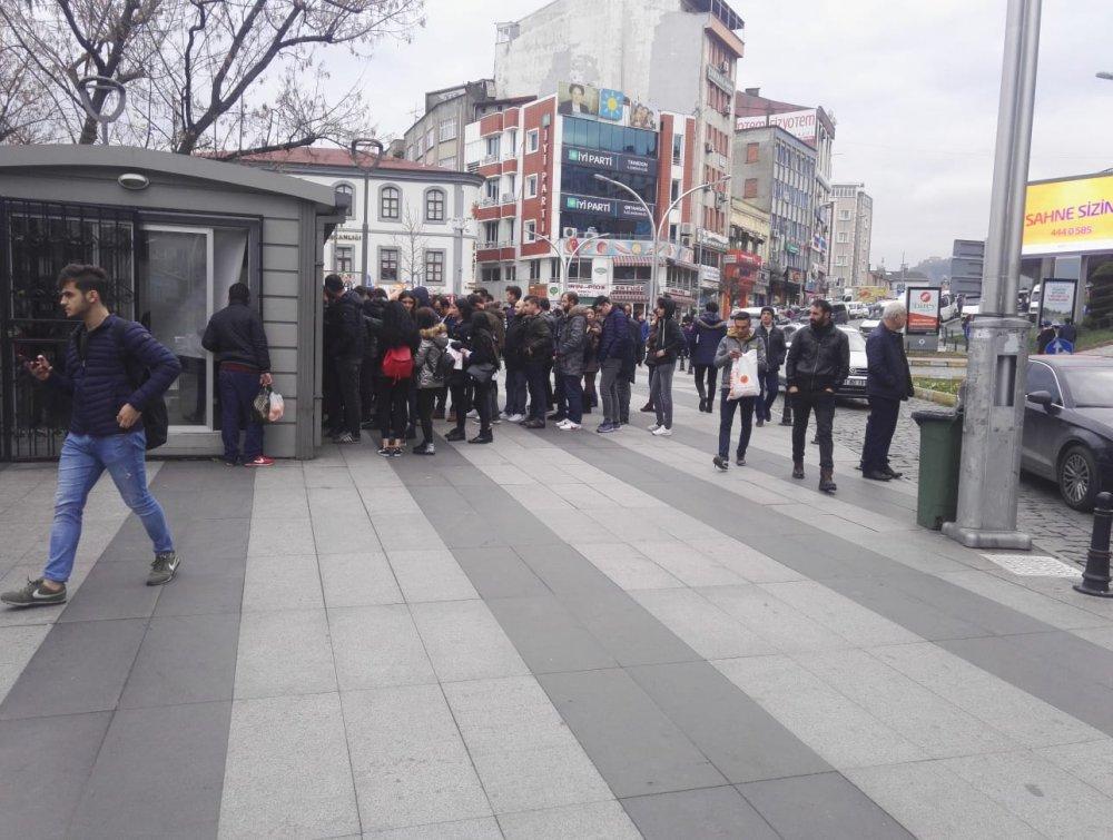 Trabzonspor Çaykur Rizespor maçı için kaç bilet satıldı?