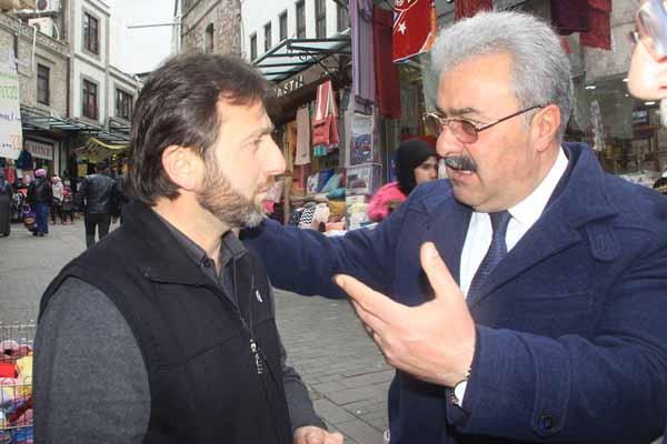 """Ercan Şılbır: Esnafın halinden esnaf anlar"""""""