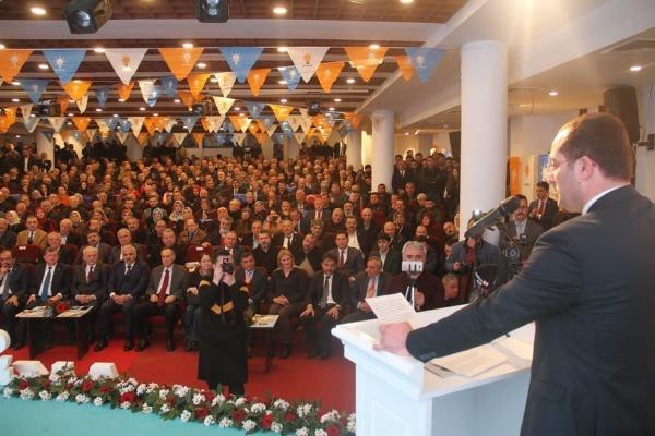 """Osman Nuri Ekim: """"Oylarınızla yönetimimizi güçlendirin…"""""""