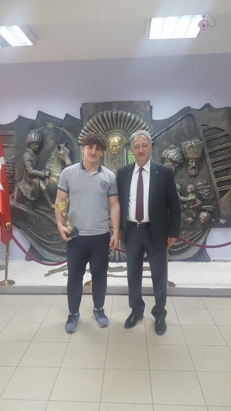 Trabzonlu öğrenciden büyük başarı