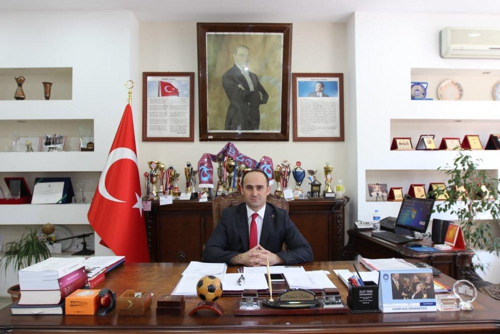 Trabzon'da yeni görevlendirme