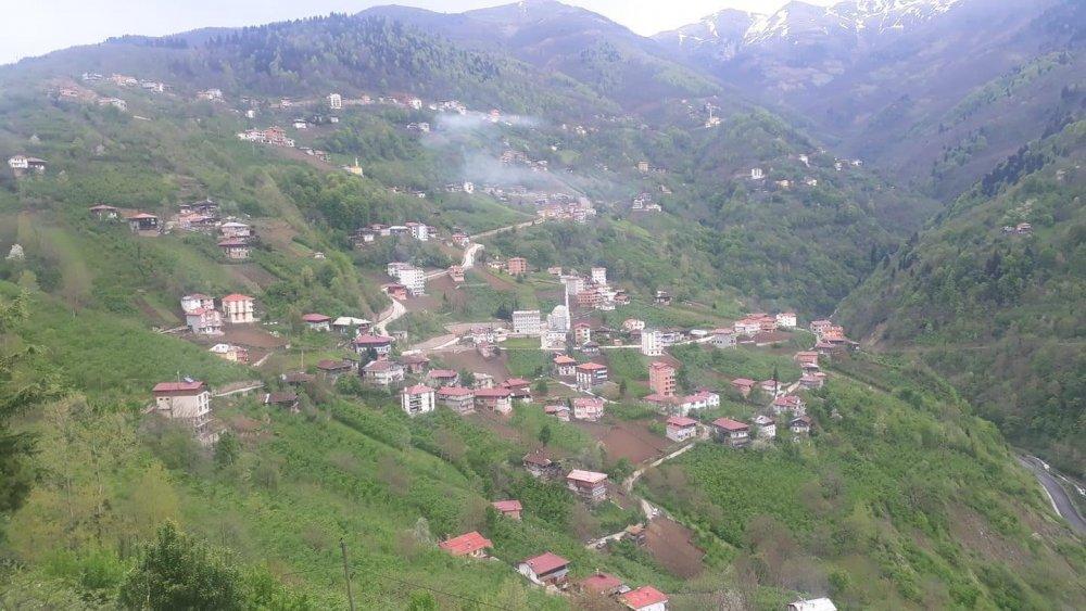 Trabzon'da hayırseverden iki köy halkına büyük yardım