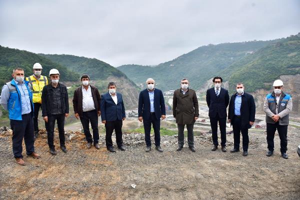 Trabzon'a dev tesis