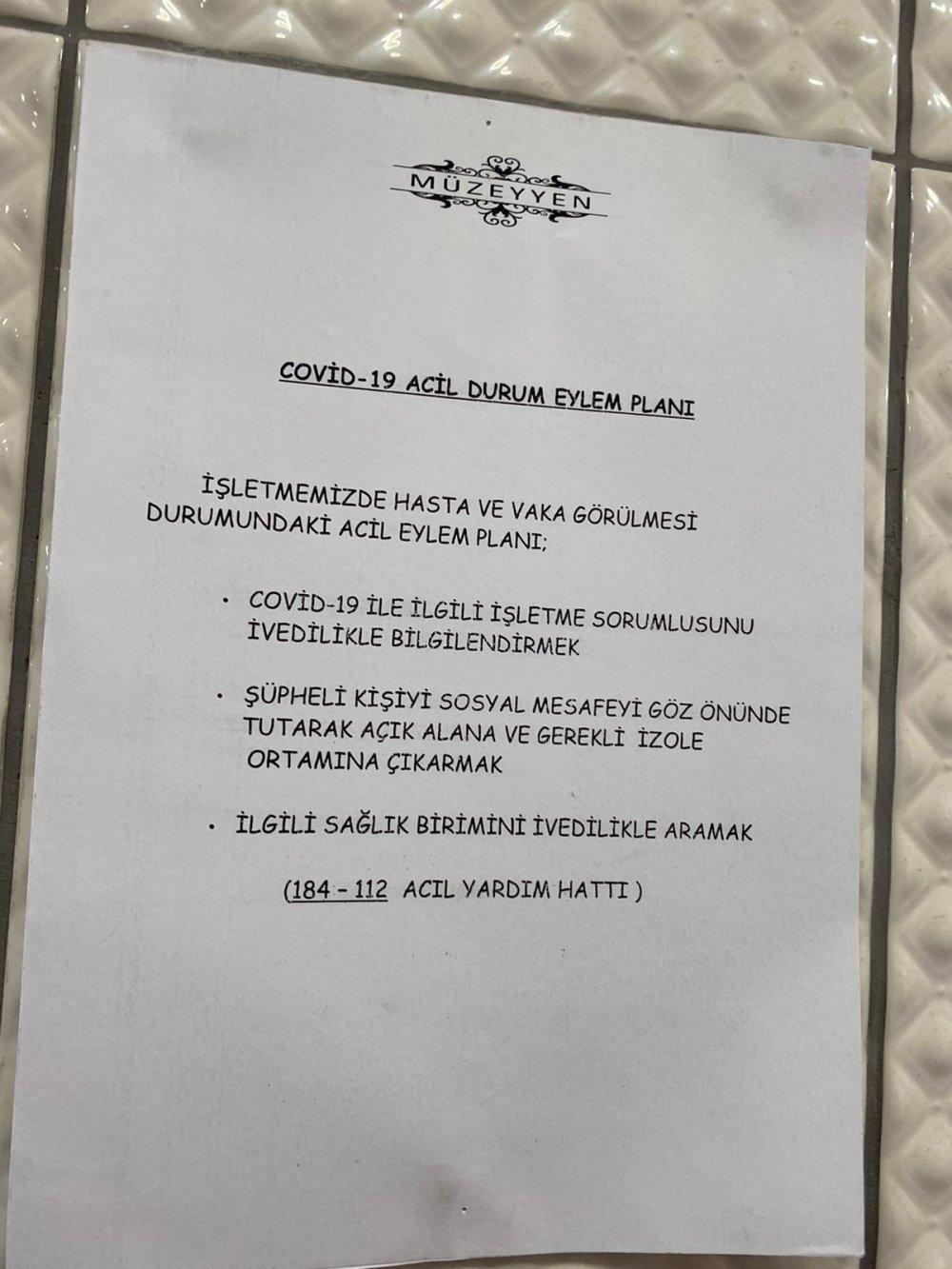 """Trabzon'da Müzeyyen'in işletmecisi Burak Tonyalı böyle sitem etti; """"Hep Sümela'ya takılıyoruz"""""""