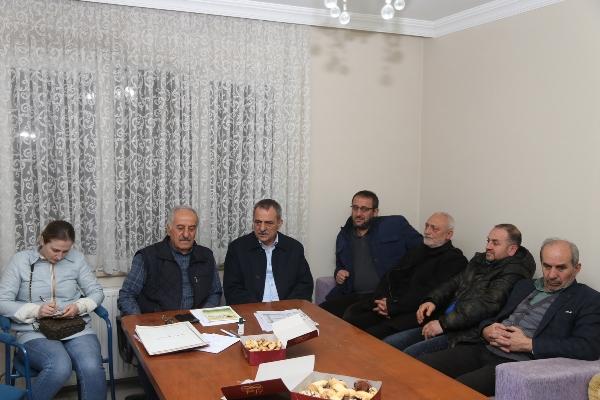 """Sağıroğlu: """"Projelerimiz Yomra'mızın çehresini değiştirecek"""""""