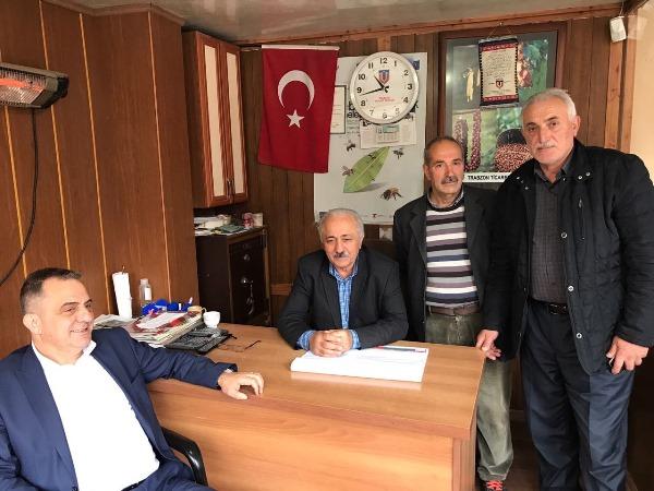 """Başkan Sağıroğlu: """"Biz hep birlikte kardeşiz"""""""