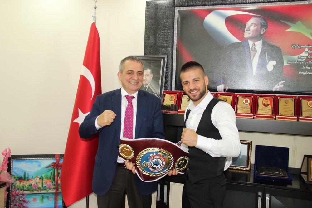 """Sağıroğlu: """"Şampiyonumuz bizleri gururlandırdı"""""""