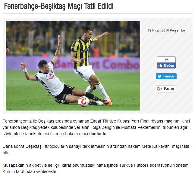 Fenerbahçe'den Şenol Güneş'in yaralandığı maçla ilgili skandal açıklama!