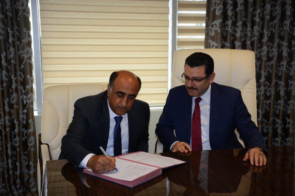 Ortahisar Belediye Binası için imzalar atıldı