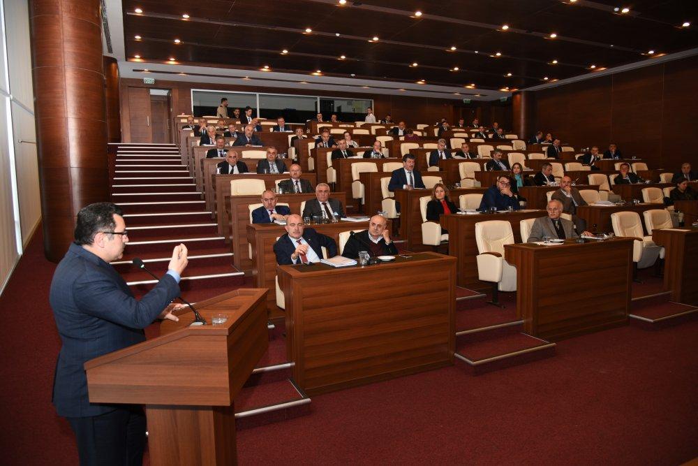 Ortahisar, 2016 Yılı Faaliyet Raporu'nu kabul etti