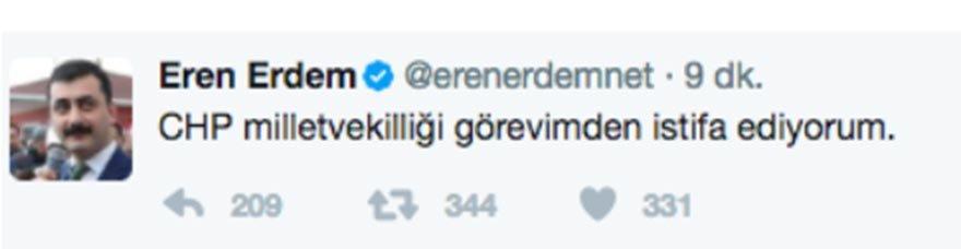 Eren Erdem'e şok! Sosyal medya hesabı çalındı